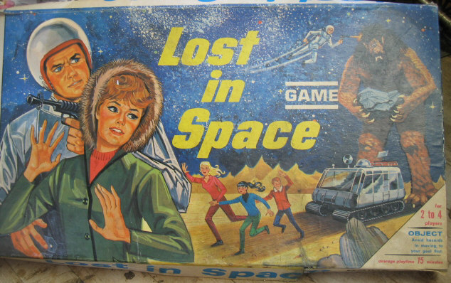 Lost in Spce Game