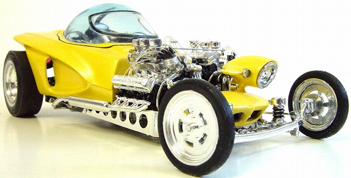 "Ed ""Big Daddy"" Roth's Mysterion... The ultimate custome hotrod!"