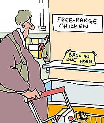 Free Range or Deranged?