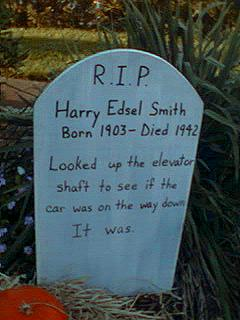 Harry Edsel Smith